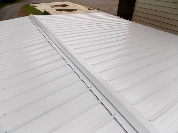 Metal Roofing Installation in Durham Region